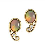 Custom Bezel Opal